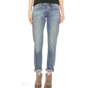 AGOLDE Casual Straight Jeans